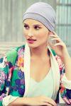 Laura turban - lavender grey