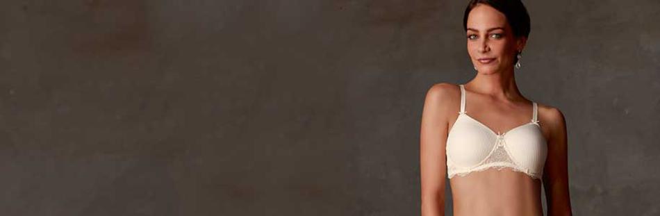 lingeri til kvinder opereret for brystkræft