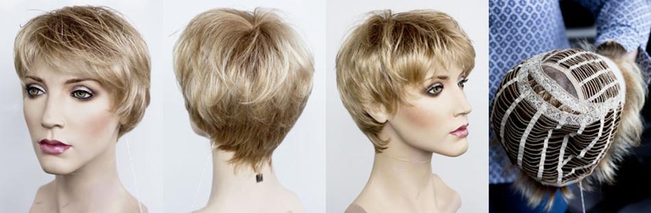 Parykker i forbindelse med hårtab, kræftbehandling eller alopecia